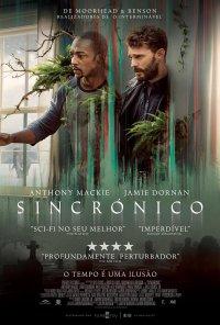 Poster do filme Sincrónico / Synchronic (2020)