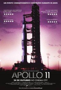 Poster do filme Apollo 11 (2019)