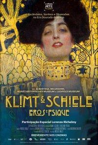 Poster do filme Klimt & Schiele: Eros e Psiche / Klimt & Schiele - Eros and Psyche (2018)
