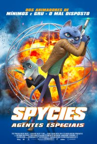 Poster do filme Spycies: Agentes Especiais / Spycies (2020)