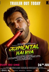 Poster do filme Judgementall Hai Kya (2019)