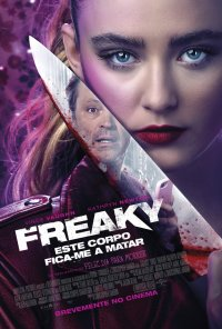Poster do filme Freaky (2020)