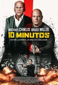 Poster do filme 10 Minutos / 10 Minutes Gone (2019)