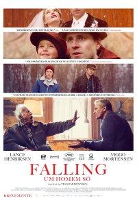 Poster do filme Falling - Um Homem Só / Falling (2020)