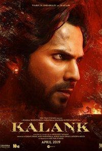 Poster do filme कलंक / Kalank (2019)