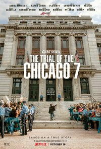 Poster do filme Os 7 de Chicago / The Trial of the Chicago 7 (2020)