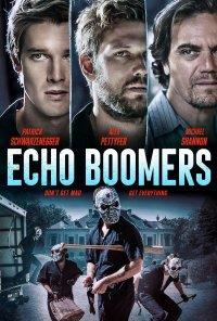Poster do filme Echo Boomers (2020)
