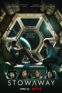 Poster do filme Passageiro Acidental / Stowaway (2021)