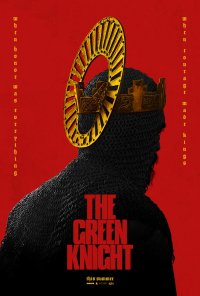 Poster do filme The Green Knight (2021)