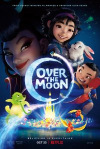 Poster do filme Para Além da Lua / Over the Moon (2020)