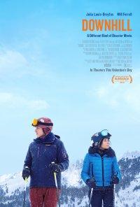 Poster do filme Downhill (2020)