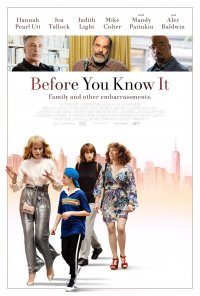 Poster do filme Família e Outros Embaraços / Before You Know It (2019)