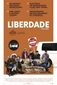 Poster do filme Liberdade / Give Me Liberty (2019)