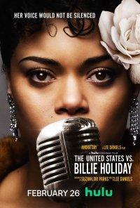 Poster do filme Estados Unidos vs. Billie Holiday / The United States vs. Billie Holiday (2021)