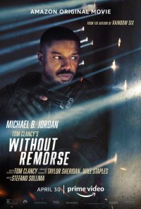 Poster do filme Without Remorse (2021)