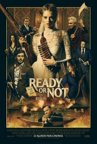 Poster do filme Ready or Not - O Ritual / Ready or Not (2019)