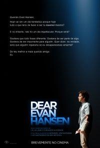 Poster do filme Dear Evan Hansen (2021)