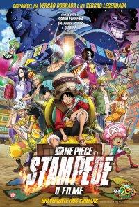 Poster do filme One Piece: Stampede - O Filme / One Piece: Stampede (2019)