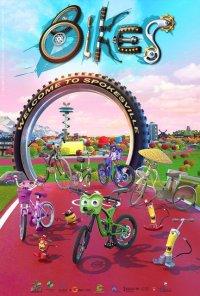 Poster do filme Bikes The Movie (2019)