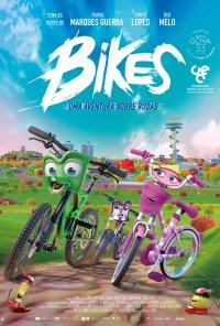 Poster do filme Bikes (2018)