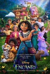 Poster do filme Encanto (2021)