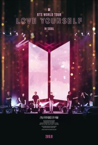 Poster do filme BTS BRING THE SOUL: THE MOVIE / BTS World Tour: Love Yourself in Seoul (2019)