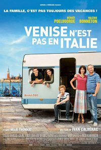Poster do filme Veneza Não É Itália / Venise n'est pas en Italie (2019)