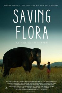 Poster do filme Saving Flora (2018)
