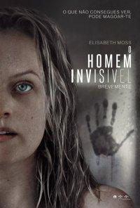 Poster do filme O Homem Invisível / The Invisible Man (2020)