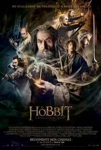 Poster do filme O Hobbit: A Desolação de Smaug / The Hobbit: The Desolation of Smaug (2013)