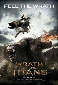 Poster do filme Fúria de Titãs / Wrath of the Titans (2012)