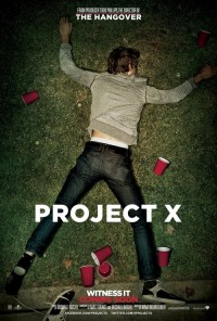 Poster do filme Projecto X - Fora de Controlo / Project X (2012)