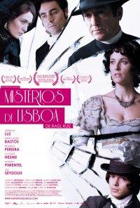 Poster do filme Mistérios de Lisboa (reposição) / Mistérios de Lisboa (2010)