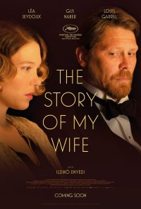 Poster do filme The Story of My Wife (2021)