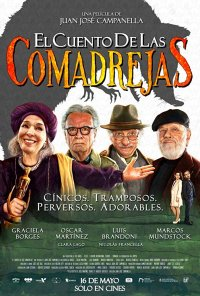 Poster do filme El cuento de las comadrejas (2019)