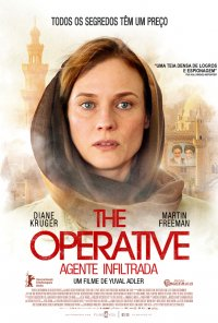 Poster do filme The Operative - Agente Infiltrada / The Operative (2019)