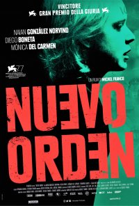 Poster do filme Nuevo Orden (2020)