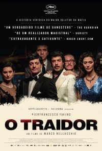 Poster do filme O Traidor / Il Traditore (2019)