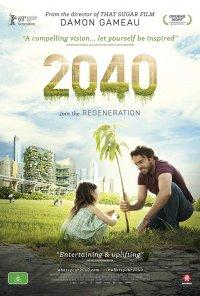 Poster do filme 2040 (2019)