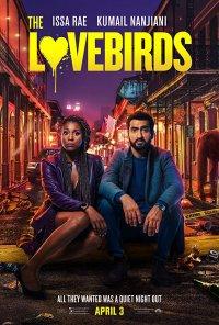 Poster do filme Os Pombinhos / The Lovebirds (2020)