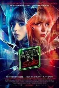 Poster do filme A Noite Passada em Soho / Last Night in Soho (2021)