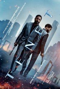 Poster do filme Tenet (2020)