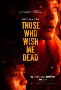 Poster do filme Those Who Wish Me Dead (2021)