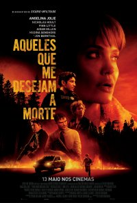 Poster do filme Aqueles Que Me Desejam a Morte / Those Who Wish Me Dead (2021)