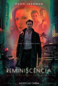 Poster do filme Reminiscência / Reminiscence (2021)