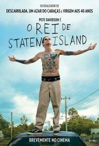 Poster do filme O Rei de Staten Island / The King of Staten Island (2020)