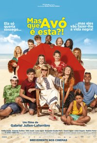 Poster do filme Mas Que Avó É Esta?! / C'est quoi cette mamie ?! (2019)