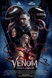 Poster do filme Venom: Tempo de Carnificina / Venom: Let There Be Carnage (2021)