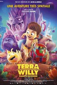 Poster do filme Planeta Willy / Terra Willy: Planète inconnue (2019)