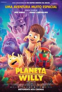 Poster do filme Planeta Willy / Terra Willy, planète inconnue (2019)